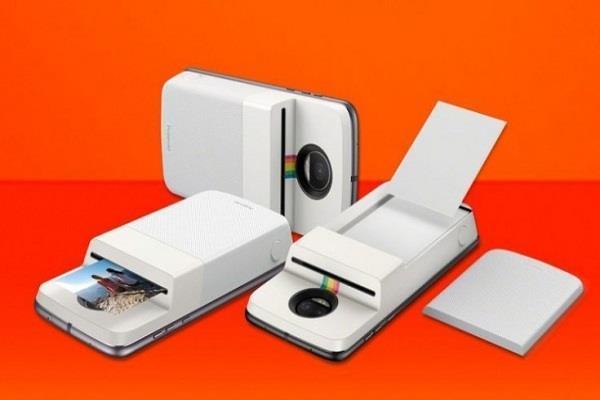 मोटोरोला ने लांच किया Polaroid Insta-Share प्रिंटर Mod, जानें कीमत
