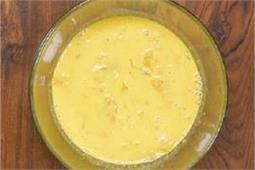 मीठे के शौकीन है, तो बनाकर खाएं Rabri