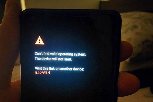 ग्राहक को मिला बिना ऑपरेटिंग सिस्टम वाला पिक्सल 2 XL स्मार्टफोन: रिपोर्ट