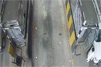 टोल प्लाजा पर बसपा नेता की दबंगई, मारपीट के बाद की हवाई फायरिंग