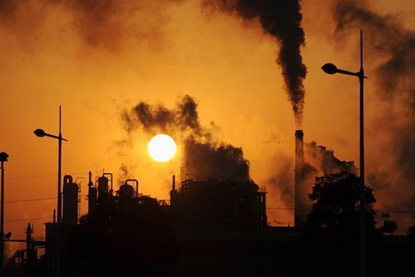 वातावरण से CO2 को कम कर हो सकता है प्रदूषण पर नियंत्रण : वैज्ञानिक