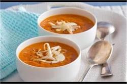 गर्मा-गर्म टेस्टी एंड स्पाइसी Roast Sweet Potato Soup