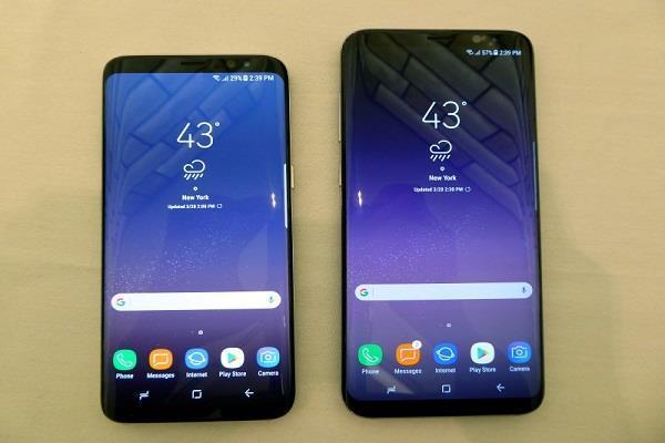 बिक्री के लिए उपलब्ध हुए सैमसंग Galaxy S8 और S8+ स्मार्टफोन्स