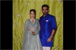 Mehndi Ceremony में सागरिका ने पहना डिजाइनर लहंगा, बाकी सेलेब्स का भी दिखा ट्रैडीशनल लुक