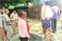 सपा नेता के पिता की गला रेतकर हत्या, सपाइयों ने काटा हंगामा