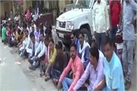 BJP के गालीबाज सांसद ने CM याेगी काे दी गाली, खबर चलाने पर पत्रकाराें काे दी धमकी