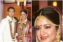 शादी के बंधन में बंधे इशिता और वत्सल, ये स्टार हुए स्पॉट