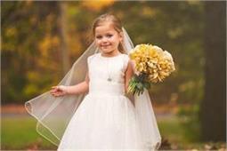 माैत से लड़ रही 5 साल की मासूम, सर्जरी से पहले बेस्टफ्रेंड से रचाई शादी
