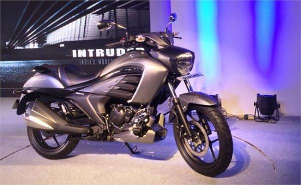भारत में लांच हुई Suzuki की नई 150cc क्रूजर बाइक Intruder