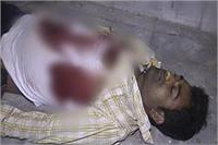 मेरठ में दोहरा हत्याकांड, दिनदहाड़े दूध व्यापारी और उसके नौकर को गोलियों से भूना