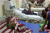 BRD मेडिकल कालेज में नहीं रुक रहा मौत का सिलसिला, 4 दिनों में 58 मासूमों की मौत