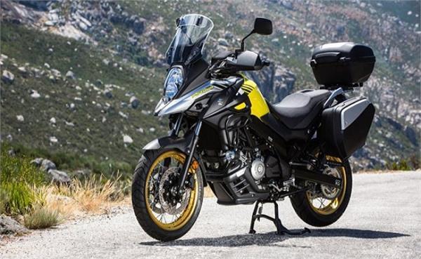 भारत में Suzuki जल्द पेश करेगी अपनी वी-स्ट्रॉम 650 बाइक
