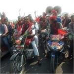 आचार संहिता का उल्लंघन, शाहजहांपुर में 400 लोगों पर मुकदमा दर्ज