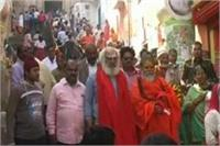 राम जन्मभूमि विवाद पर बोले महंत नरेंद्र गिरिः जब पक्षकार वार्ता करेंगे, तभी निकलेगा हल