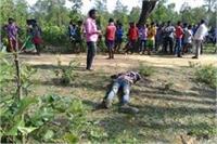 अज्ञात बदमाशों ने युवक की कर डाली गला रेतकर हत्या, फैली सनसनी