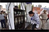 मुज़फ्फरनगर में घटतौली की शिकायत, पैट्रोल पम्प पर छापा