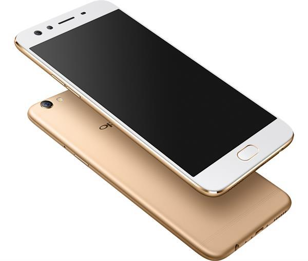 6 जीबी रैम के साथ लांच हुअा Oppo F3 Plus स्मार्टफोन