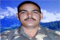 जम्मू के उड़ी में हुए आतंकी हमले में शहीद हुआ अलीगढ़ का लाल