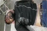 मुजफ्फरनगर में पुलिस और बदमाशों के बीच हुई मुठभेड़, 1 लाख का इनामी ढेर