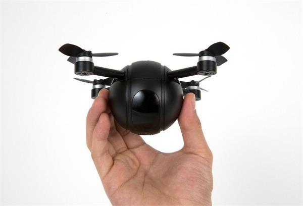 बेहतरीन तस्वीरों को कैप्चर करेगा यह 4K सैल्फी ड्रोन
