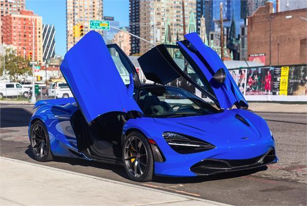 2.9 सैकेंड में 0-100km/h की रफ्तार पकड़ेगी McLaren's 720S Supercar