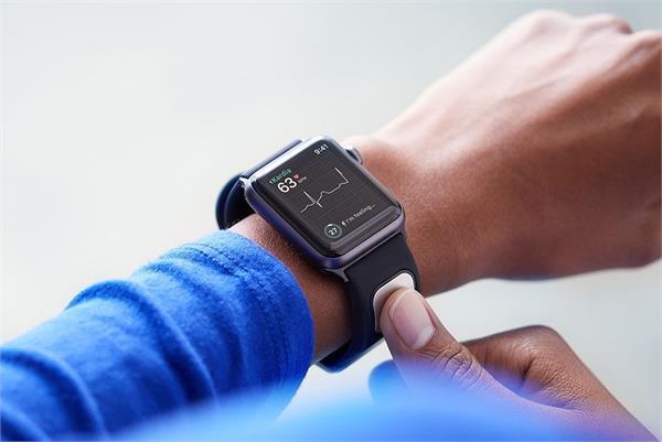 एप्पल वॉच के लिए बनाए गए पहले EKG बैंड को मिली FDA की मंजूरी