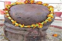 संगम नगरी के प्रसिद्ध मंदिर से शिवलिंग चोरी, जांच में पुलिस