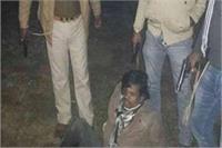 पुलिस और बदमाशों की मुठभेड़, फायरिंग में 2 घायल