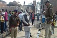 चुनावी रंजिश के चलते भिड़े 2 गुट, जमकर हुई मारपीट और चले ईंट-पत्थर