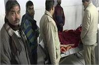 ताजनगरी आगरा में बदमाशों ने सरेआम लेखपाल को मारी गोली, मौत