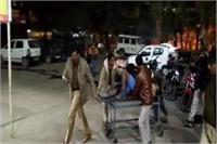 पुलिस मुठभेड़ के दौरान शातिर बदमाश गिरफ्तार, 20 हजार का था इनाम