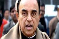 अयोध्या में राम मंदिर निर्माण के लिए मिली BJP को जीत: सुब्रह्मण्यम स्वामी