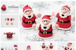 Christmas Ideas! घर पर ही बनाएं सांता क्लॉज