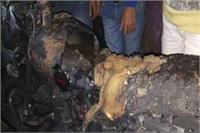 चुनावी जीत का जश्न मना रहे BJP नगर पंचायत अध्यक्ष के घर पर बम विस्फोट