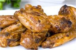 नॉनवेज खाने के शाैकीन हैं, ताे घर पर बनाएं Hot Chicken Wings