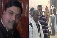 फिरोजाबाद में सपा नेता की बेरहमी से हत्या, एक्सप्रेस-वे पर गाड़ी में मिला शव