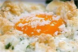 घर पर बनाएं टेस्टी-टेस्टी Cloud Eggs