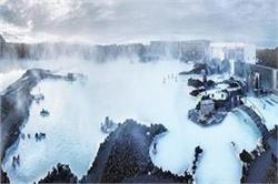 Blue Lagoon Iceland में हर साल हजारों की संख्या में आते है लोग, लेते है रोमांटिक स्पा का लुत्फ