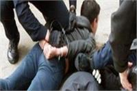 पुलिस ने 4 बदमाशों को किया गिरफ्तार, करते थे एेसा काम
