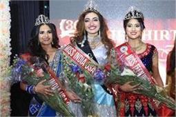 Miss India USA 2017ः वाशिंगटन की श्री सैनी के सिर सजा जीत का ताज