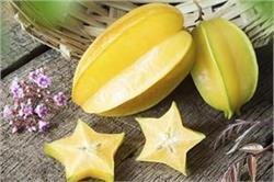 सर्दियों में जरूर खाएं स्टार फ्रूट, इन 6 प्रॉब्लम से मिलेगा छुटकारा