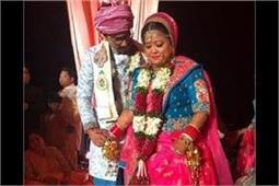 मंगेतर हर्ष के साथ भारती सिंह ने की शादी, पिंक लहंगे में दिखीं बेहद खूबसूरत