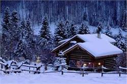 पहली Snow के बाद कुछ दिखता हैं मनाली का नजारा, देखिए खूबसूरत तस्वीरें