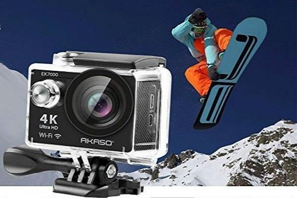 भारत में लांच हुअा AKASO EK7000 4K कैमरा, जानें डिटेल्स