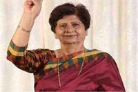 यूपी निकाय चुनावः भारी बहुमत से बीजेपी की संयुक्ता भाटियां ने दर्ज की जीत