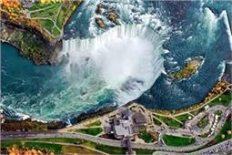 ये है अमेरिका का सबसे मशहूर Waterfall, देखिए खूबसूरत तस्वीरें