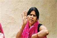 BJP पर बरसी गुलाबी गैंग मुखिया संपत पाल, कहा- निकाय चुनाव में हुई धांधली