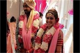 विराट के बाद अब शादी में बंधे क्रुणाल पंड्या, सचिन तेंडुलकर समेंत पहुंचे कई सितारे
