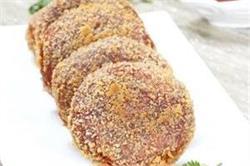 Sweet Potatoes Kebab