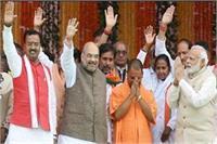 यूपी के मंत्रियों को इंपोर्ट कर गुजरात का रण जीतने की तैयारी में बीजेपी